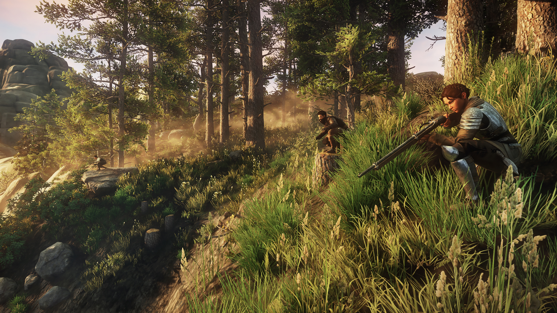 New World Hands-on Preview - Amazon Takes a Swing at a ...