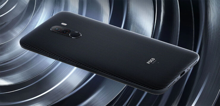 Xiaomi POCO F1 coming to 60 countries