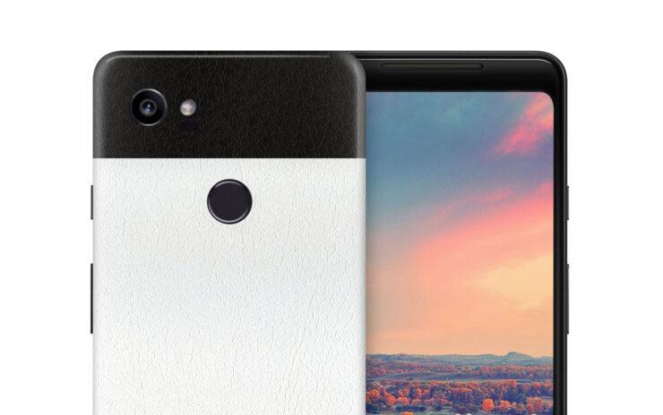 Google Pixel 3 images leak tall display front facing speakers