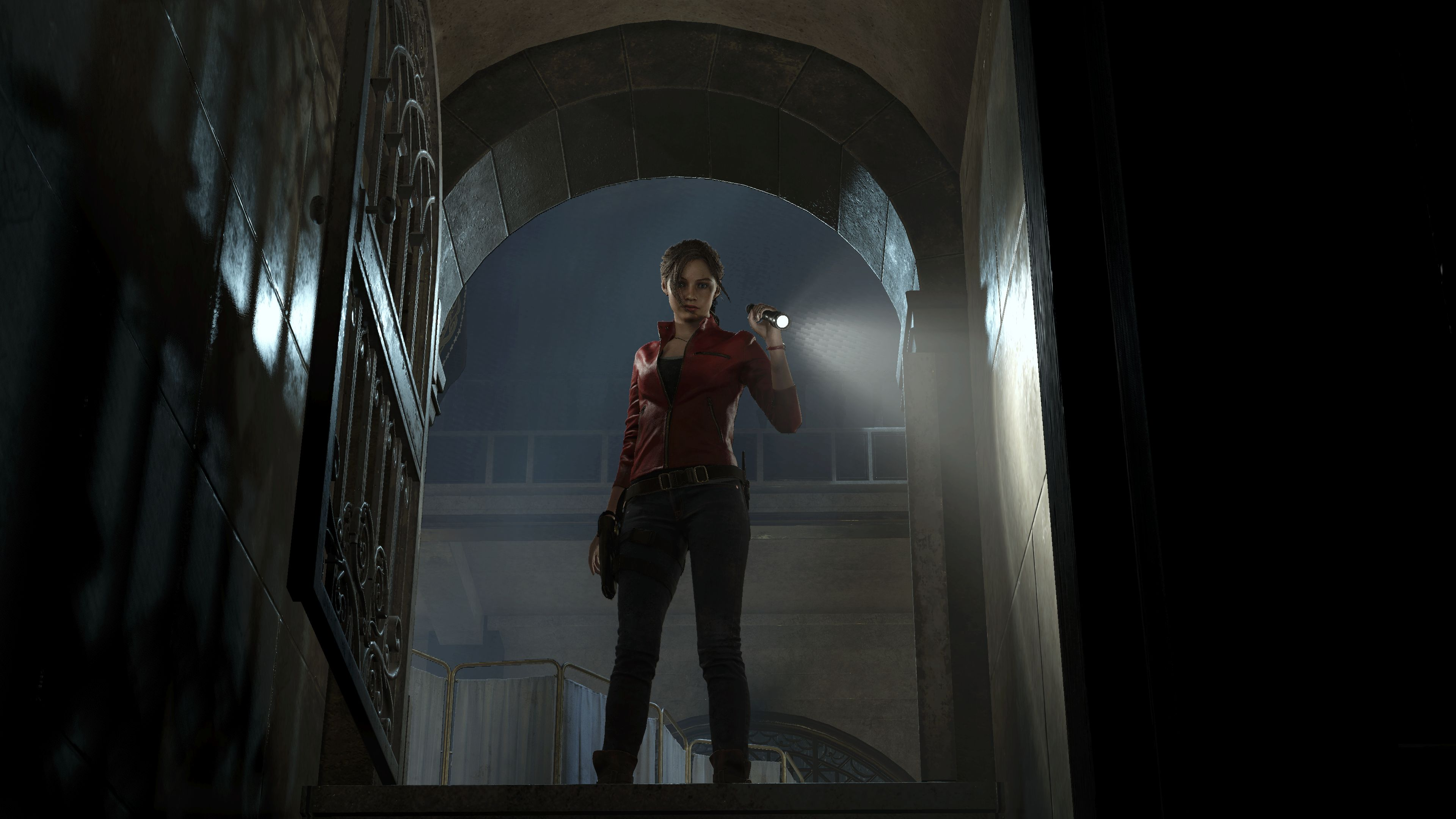 Resident Evil 2 Remake Hands On Preview Claire S First Challenge