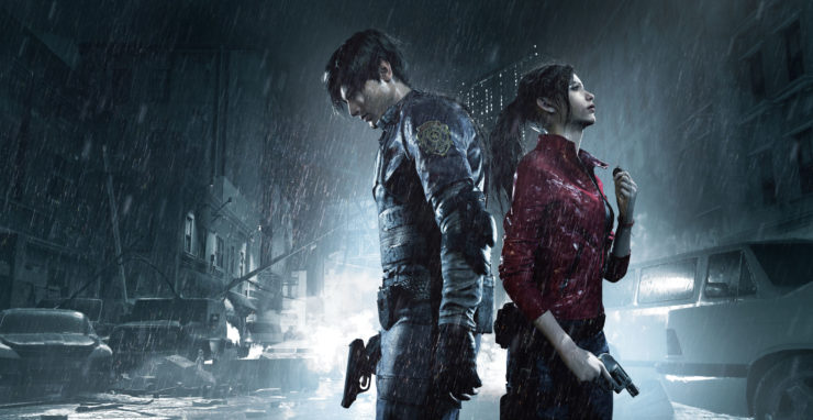 Resident Evil 2 Remake New Screenshots Showcase Claire ...