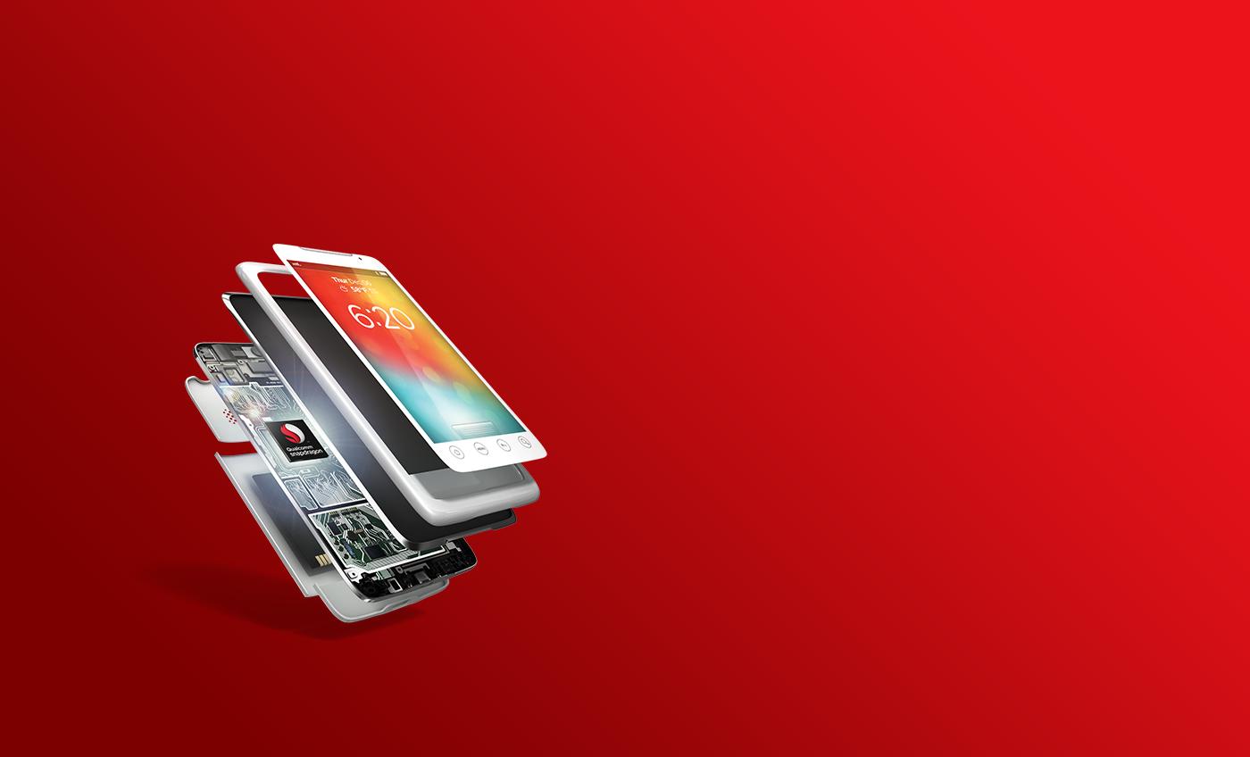 Snapdragon 865 complete 5G SoC package