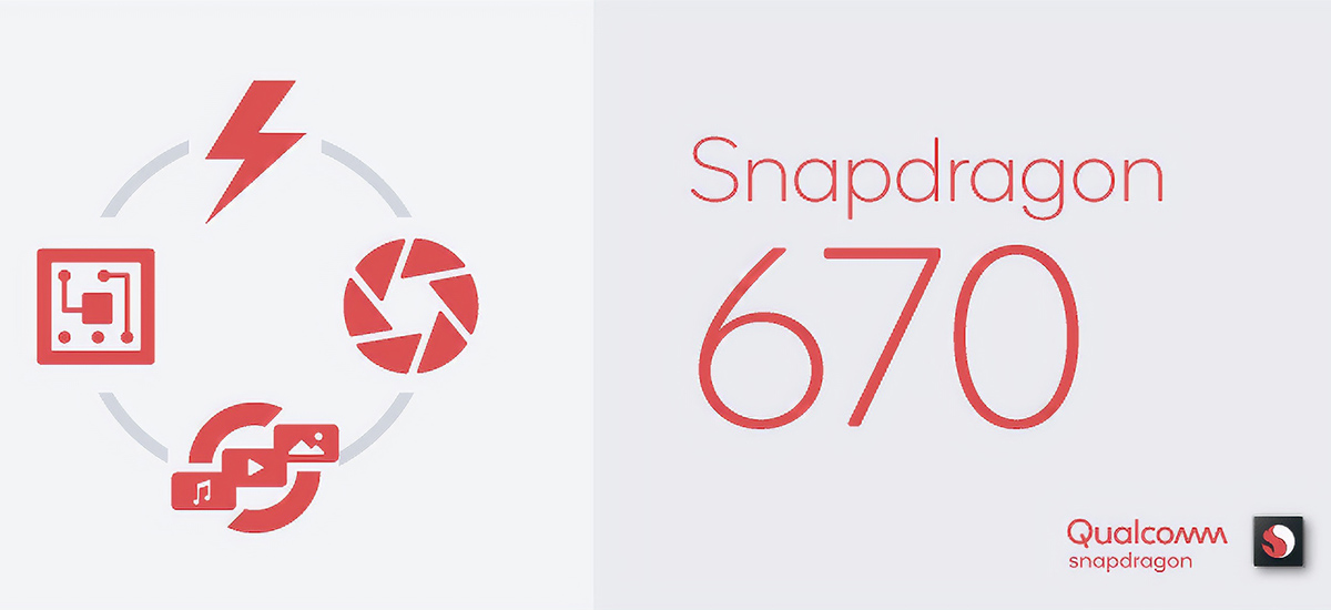 Qualcomm Snapdragon 670 official specifications features performance