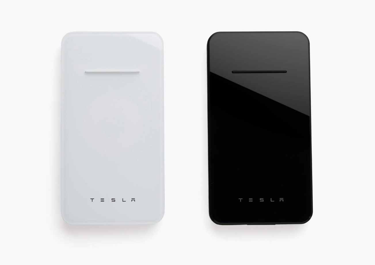 4b2353a899d Tesla Wireless Charger Also Doubles as a Powerbank With a Sleek Form Factor  for Additional Portability