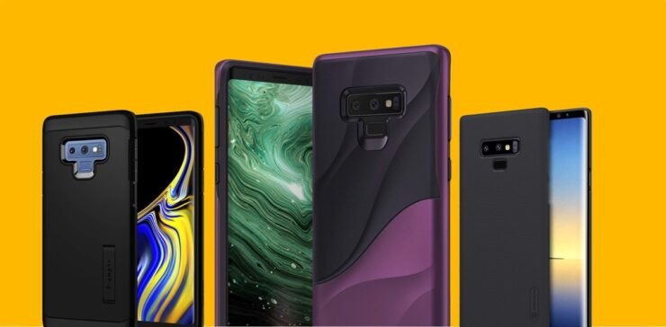 Galaxy note 9 cases