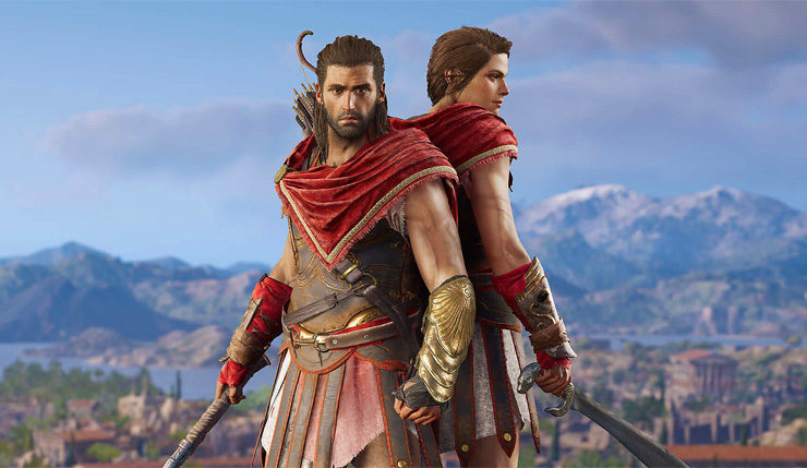 Assassin S Creed Odyssey Director Talks Romance Game Length