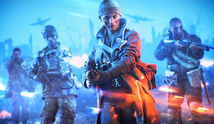 Battlefield V's Co-Op Combined Arms Mode Won't Be Available at Launch