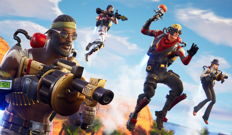 fortnite in game tournaments announced all platforms and control types to compete freely - fortnite game competition