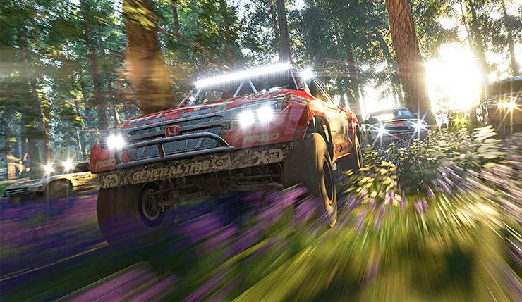 'Forza Horizon 4' Now Free on Xbox Game Pass