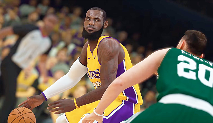 f0495f4cc5d NBA 2K19 Fires Off Its First Star-Studded Gameplay Trailer, Xbox One  Bundles Announced