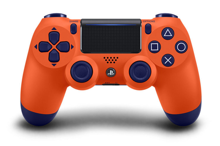 Sony Gets Bold With A Slate Of Colorful New Dualshock 4