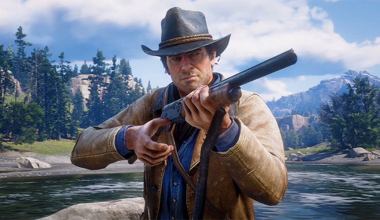 Red Dead Redemption 2 Huge Download Size and PS4 Exclusive Content