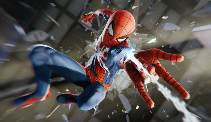 Spider Man Gets Gorgeous New Ps4 Pro 4k Screens New Spider Suit Info Revealed
