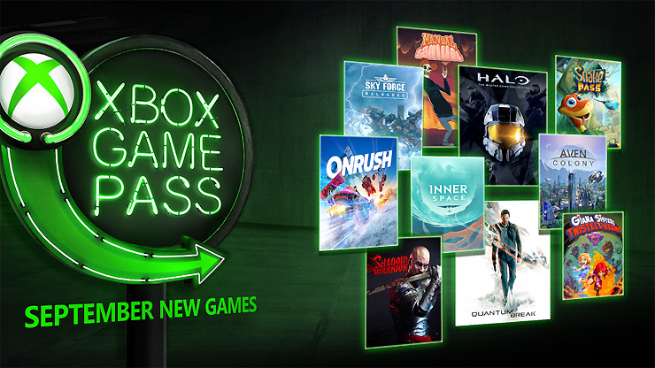 Quantum Break, Halo: the Master Chief Collection, More Join Xbox Game Pass