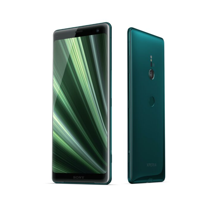xperia-xz3_group_forest_green_front40_back40