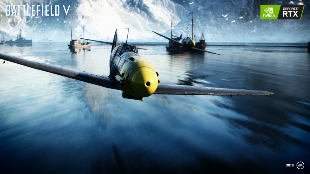 NVIDIA GeForce RTX Battlefield V Game Ready Driver Update