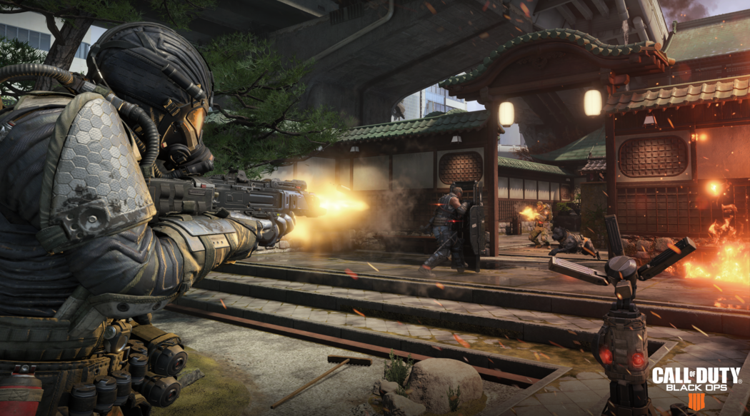 Call of Duty Black Ops IIII Blackout incorporates a new temporary game mode