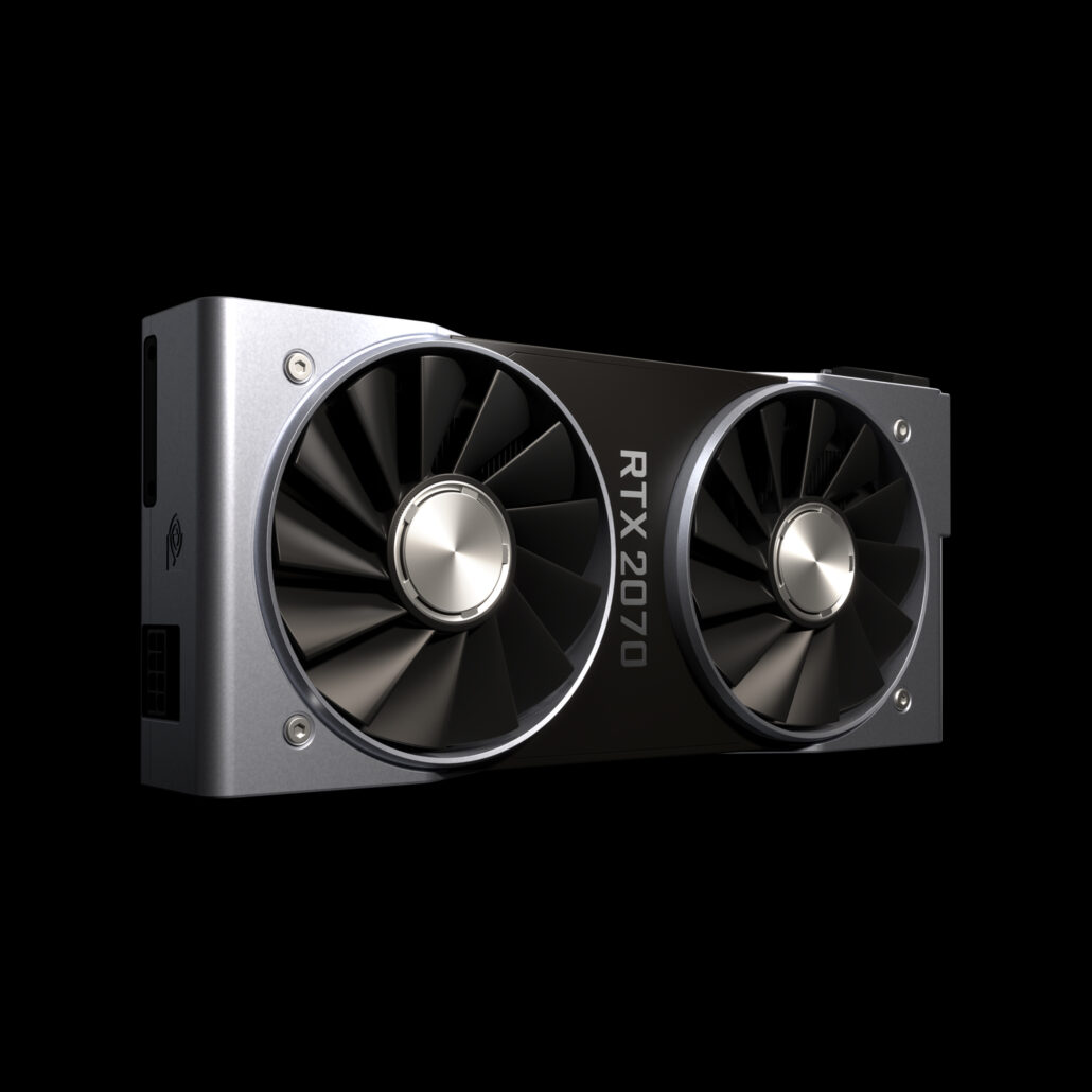 geforce rtx 2070 gallery c 1030x1030 - NVIDIA GeForce RTX 2070 Announced – A $499 US Turing Based Graphics Card With Stellar Gaming Value, 2304 Cores and 8 GB GDDR6 VRAM