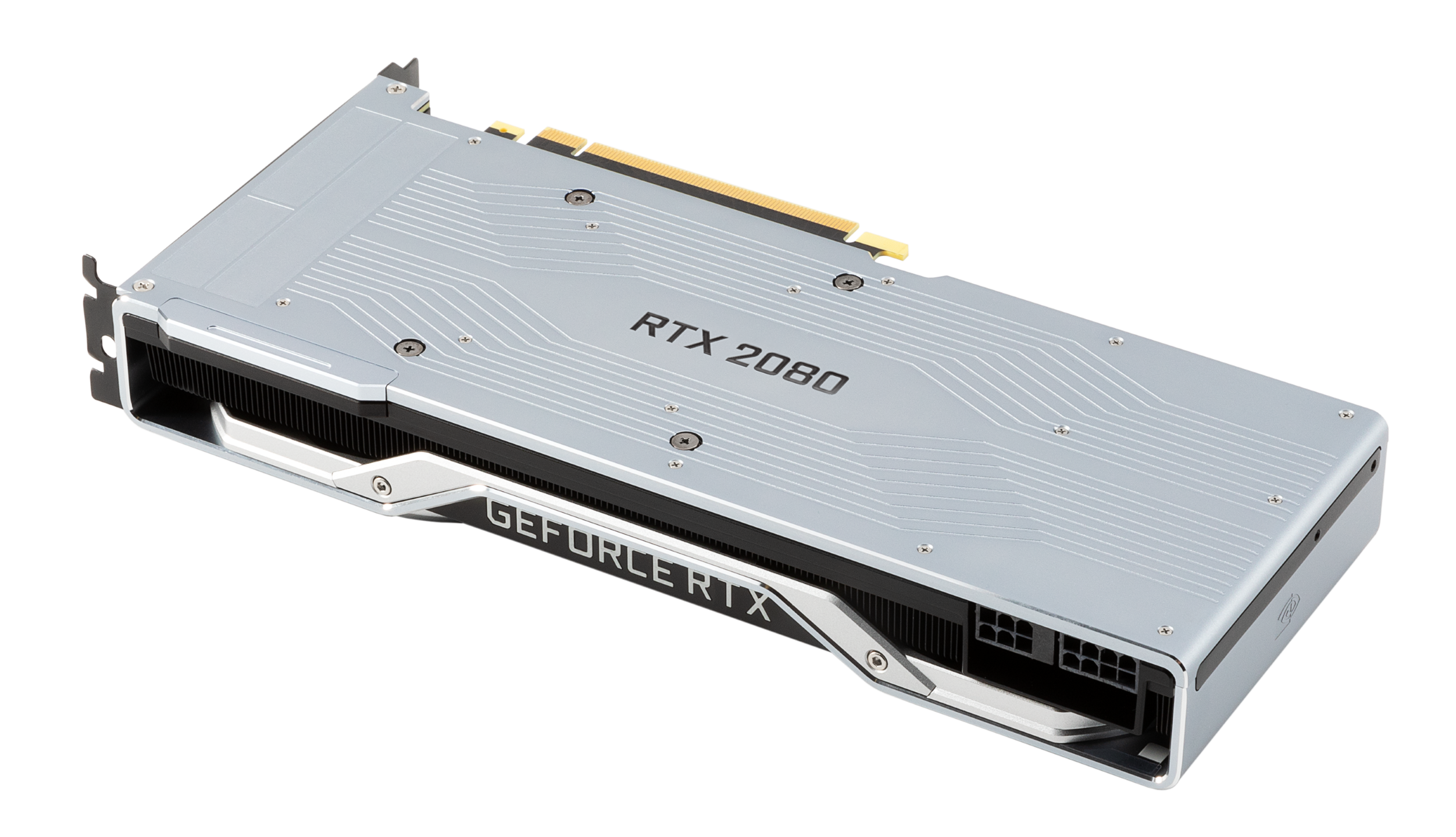 NVIDIA GeForce RTX 2080 Founders Edition Cooler and PCB