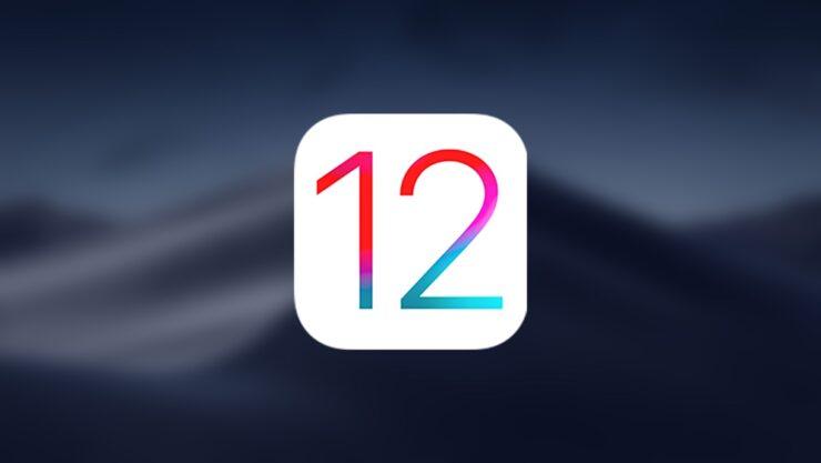 iOS 12 beta 9