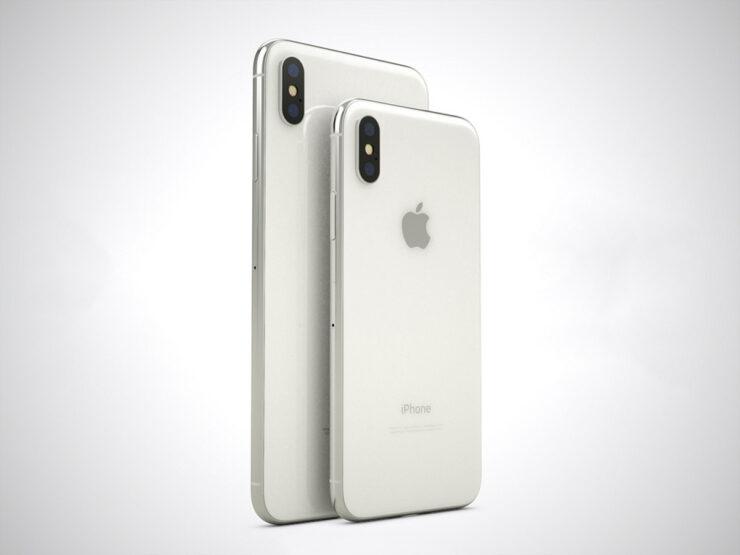 Apple iPhone XS design leak gold color