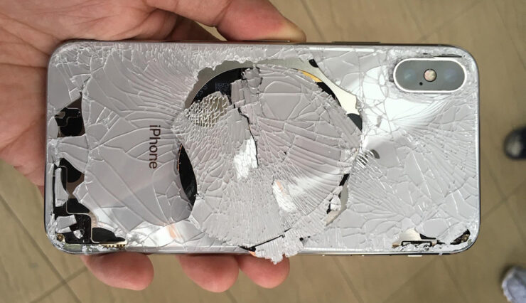 Apple reported deal allow 3rd party carry iPhone repair