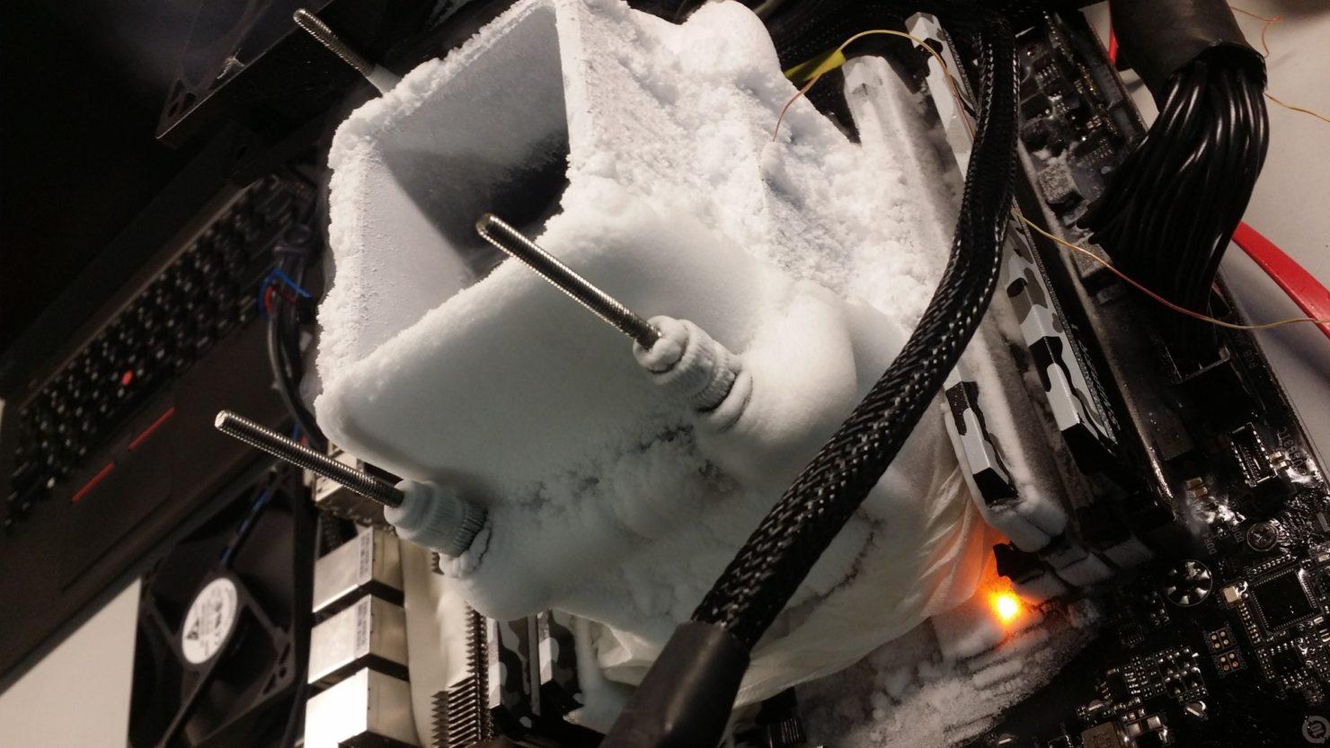 AMD Ryzen Threadripper 2990WX OC