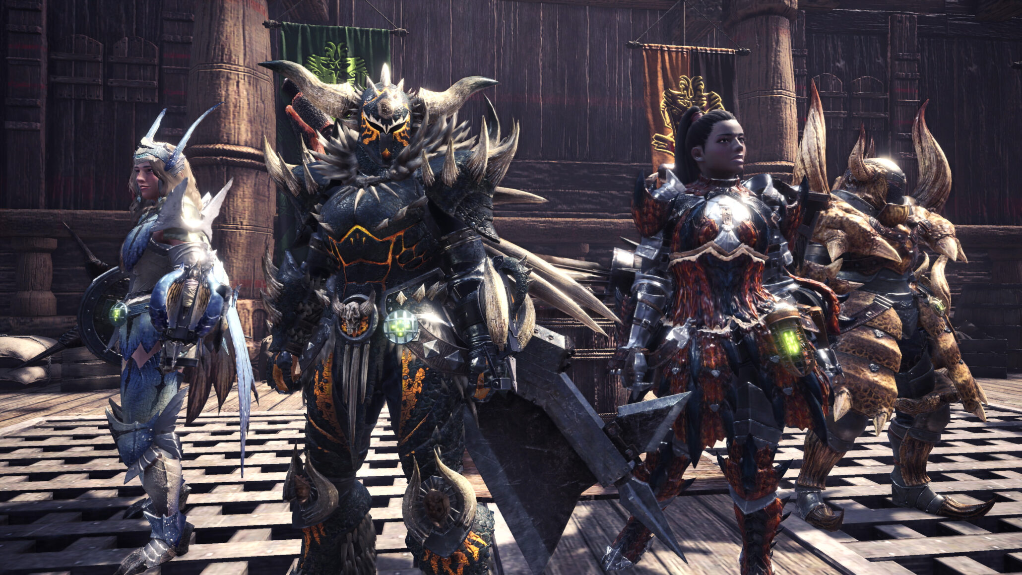 New PC Monster Hunter World Transmog Mod Offers Armor