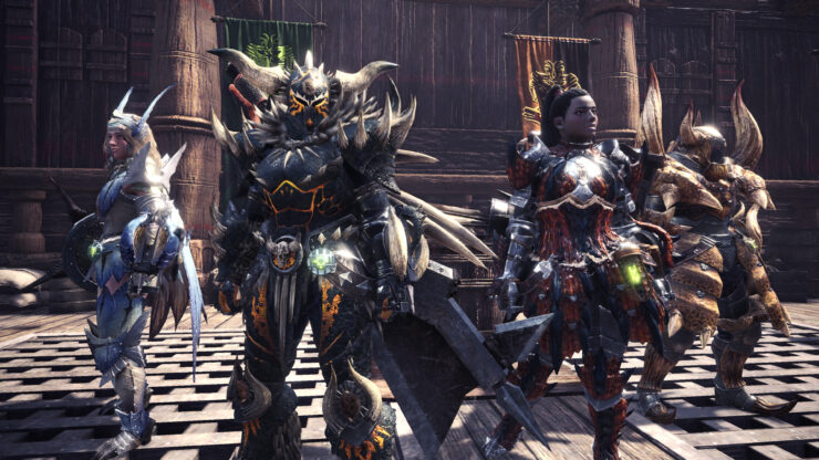 monster hunter world transmog mod 3