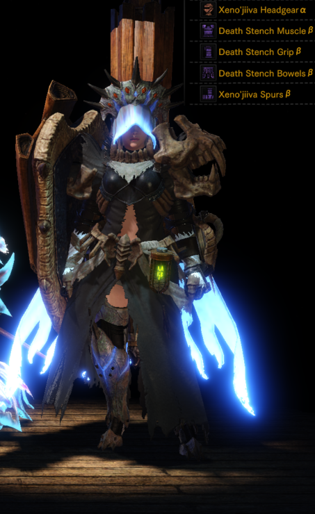 monster hunter world transmog mod