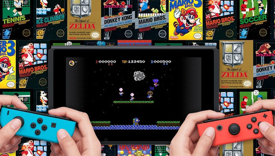 April Nes Nintendo Switch Online Games Include Super Mario Bros The Lost Levels Punch Out