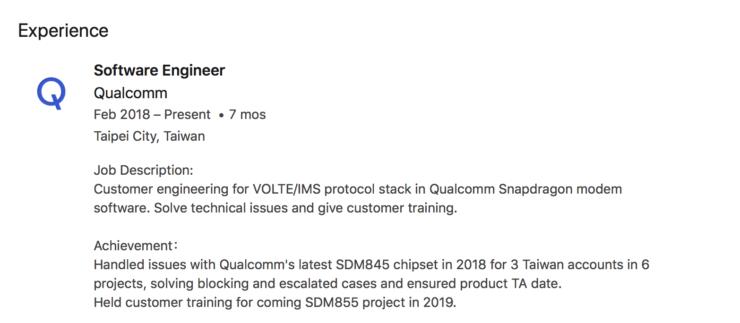 qualcomm-snapdragon-855-5g-engineer-linkedin-2-wccftech-com