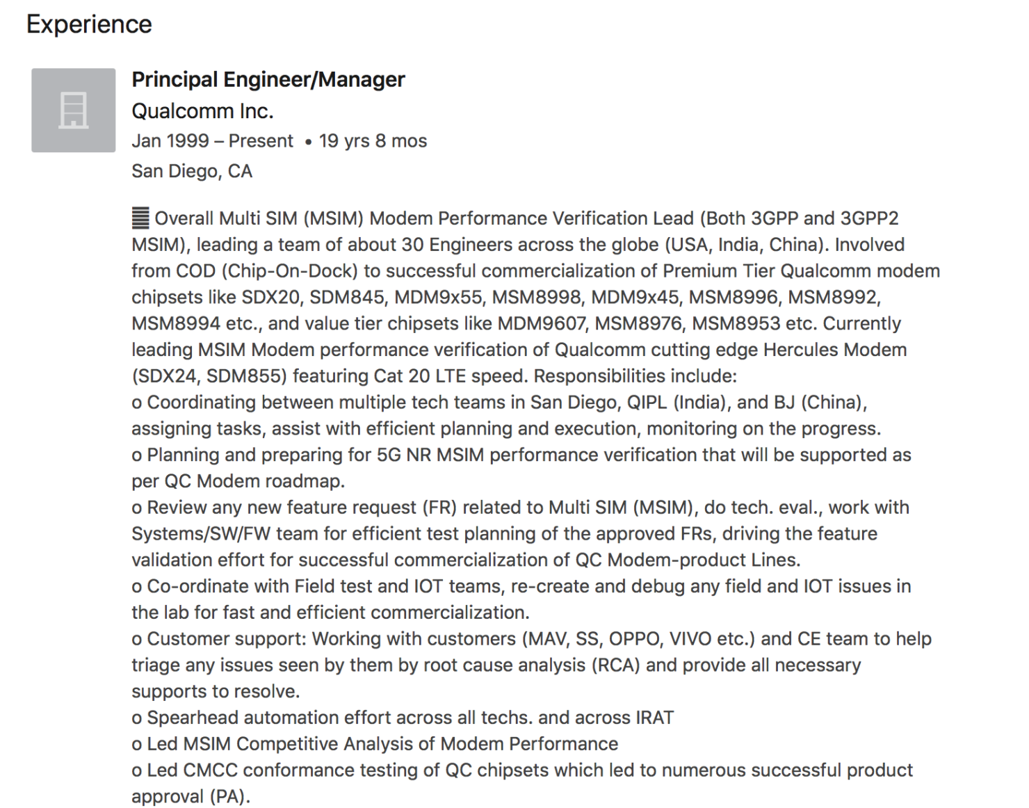 qualcomm-snapdragon-855-5g-engineer-linkedin-wccftech-com