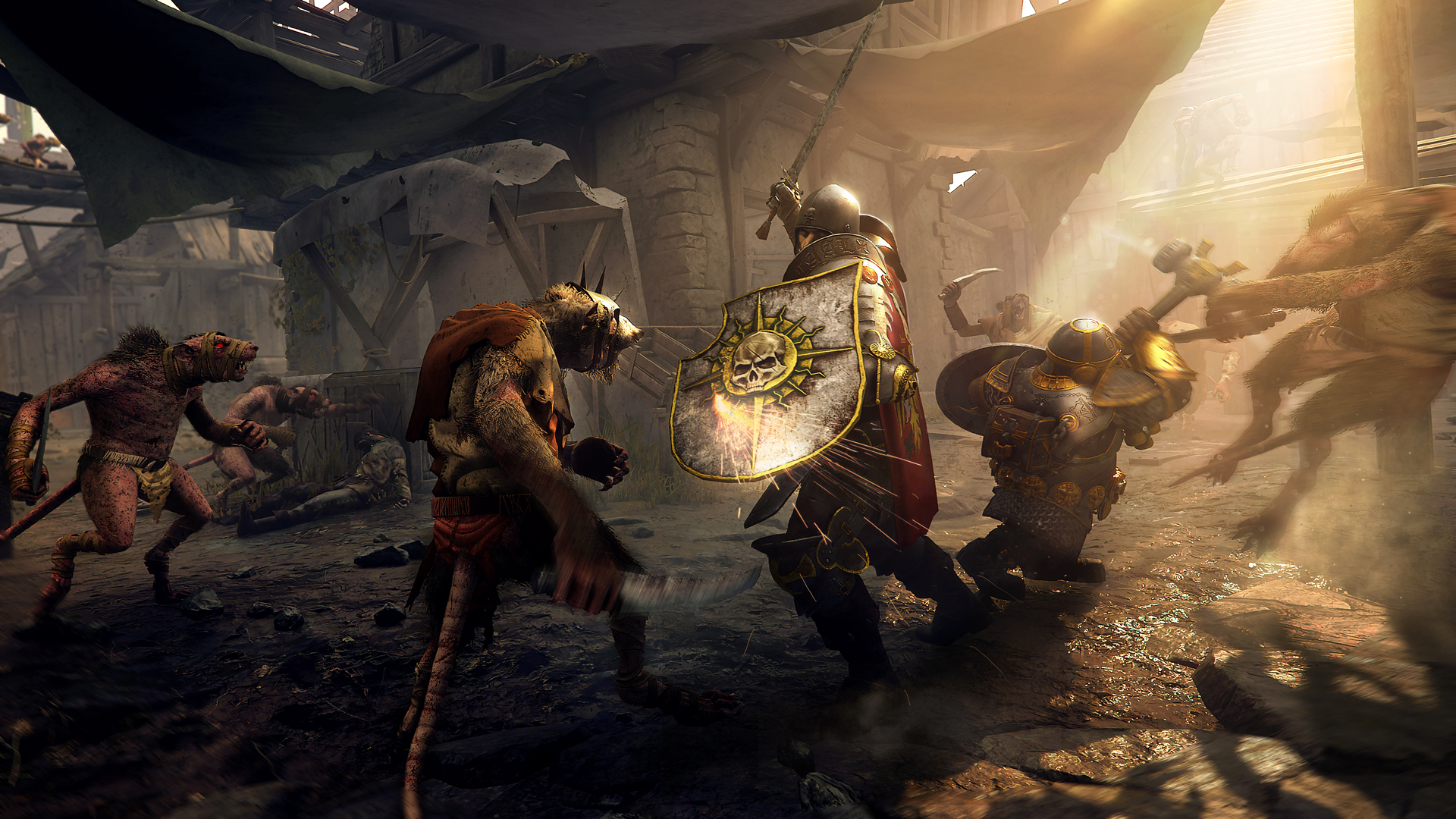 Warhammer Vermintide 2 Ps4 Beta Out Now Full Game Launching