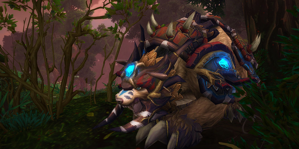Blizzard Rolls Out Feral Druid Changes in Battle For Azeroth