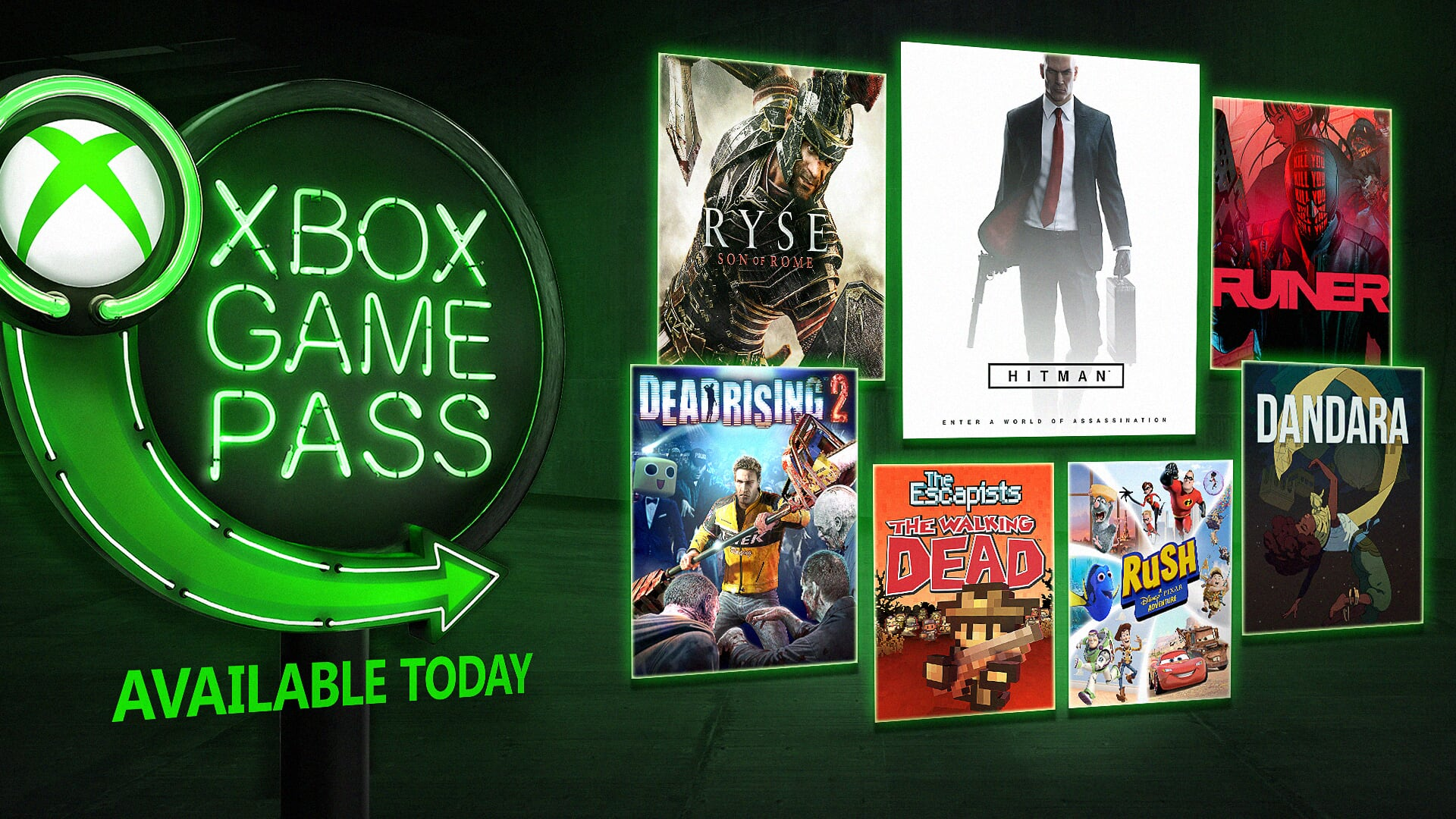 Here Are All The New Games Coming To Xbox Games Pass In ...