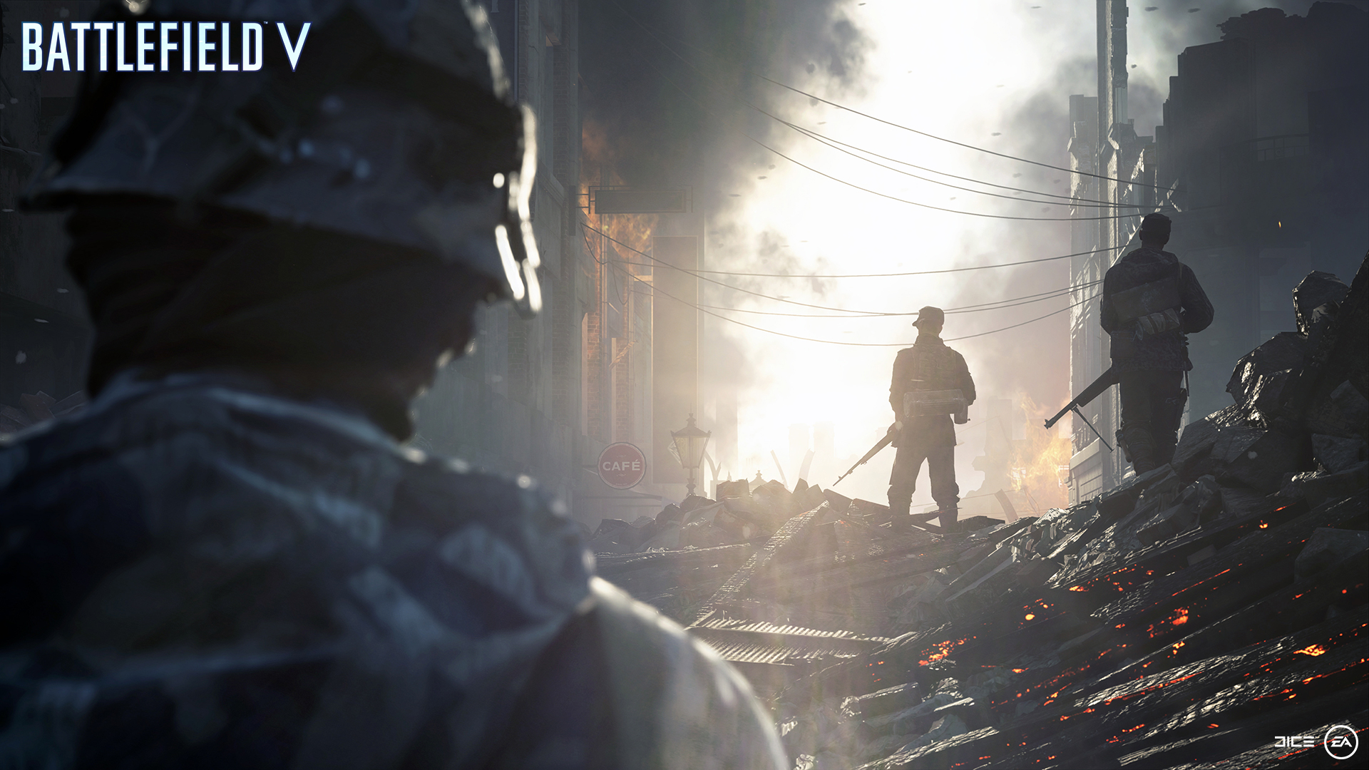 Battlefield V Proximity Chat May Come In The Future Per