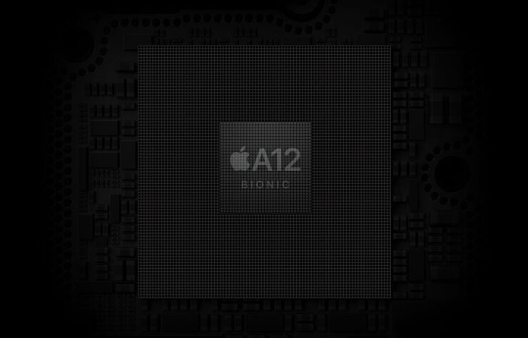 A12 Bionic geekbench benchmark 4GB RAM