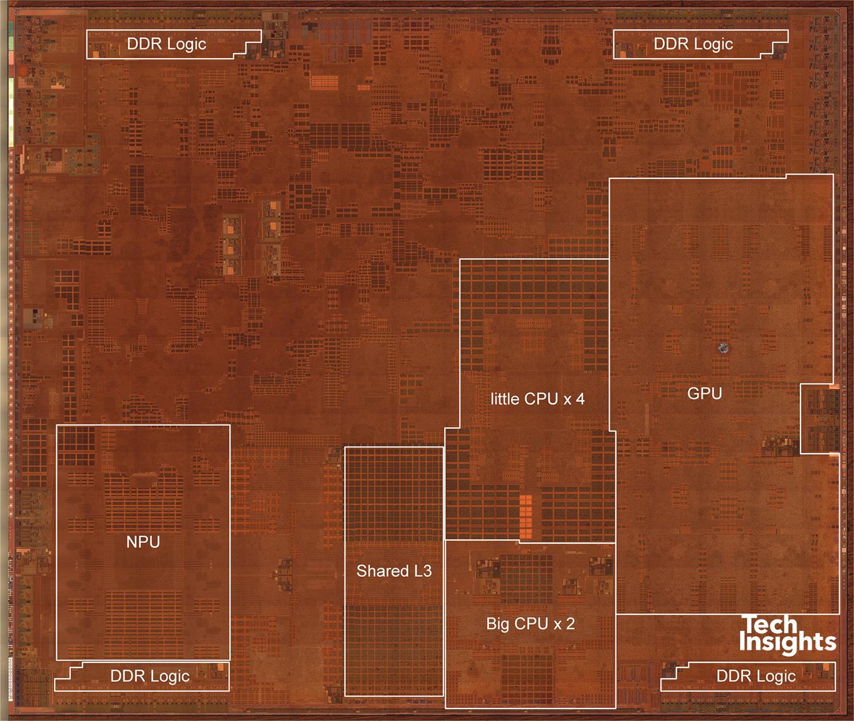Apple A12, CMOS Floor Plans Sh...