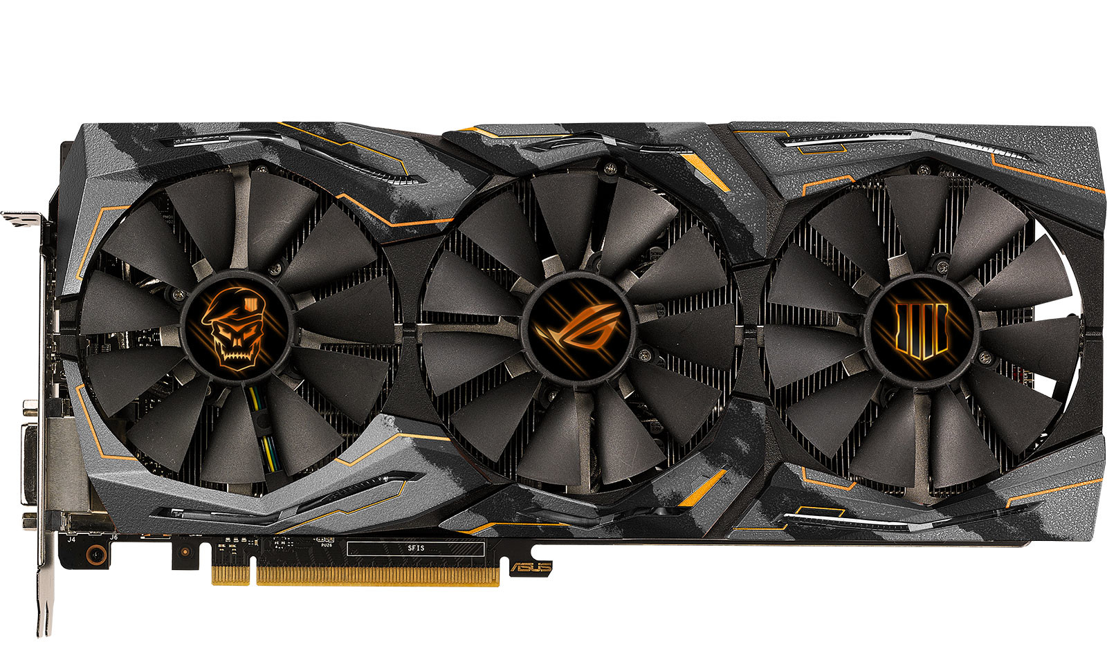 ASUS ROG Lists Call of Duty Black Ops 4 Edition Branded Products