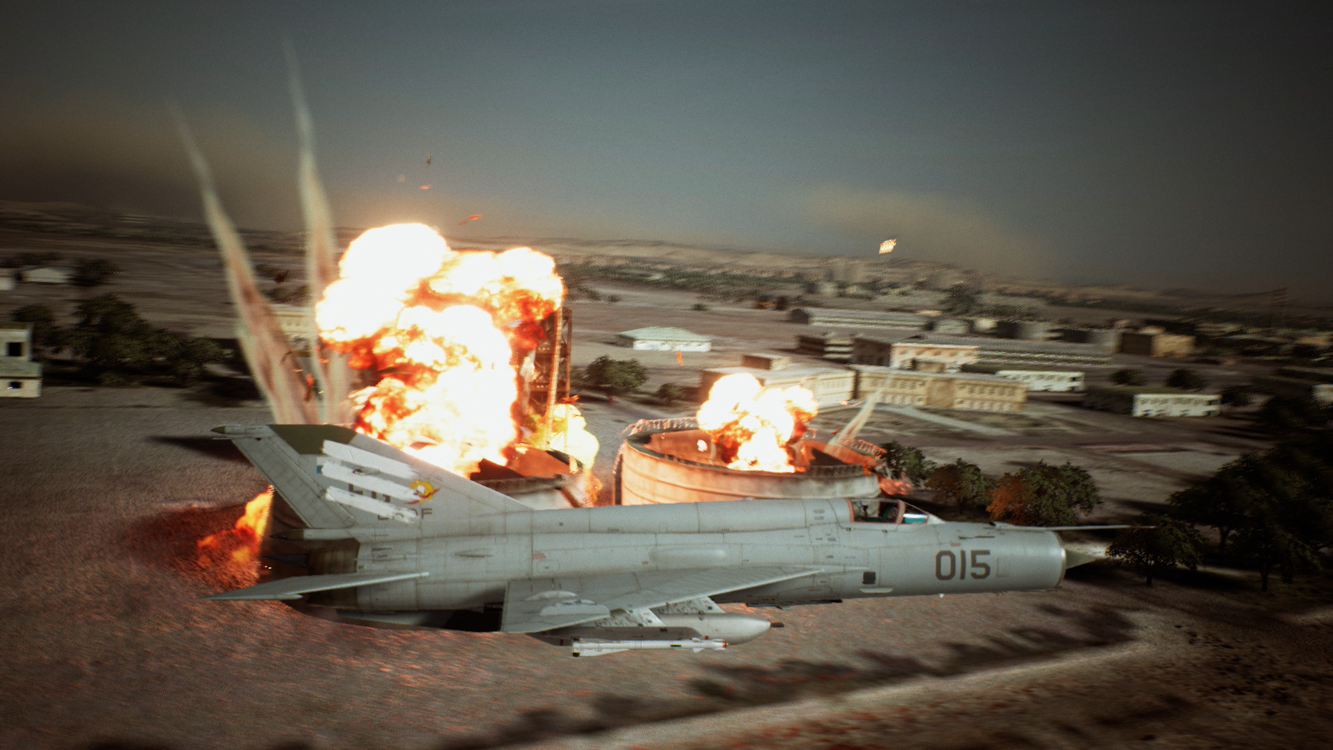 Picture of: Ace Combat 7 Interview Feeling The Clouds