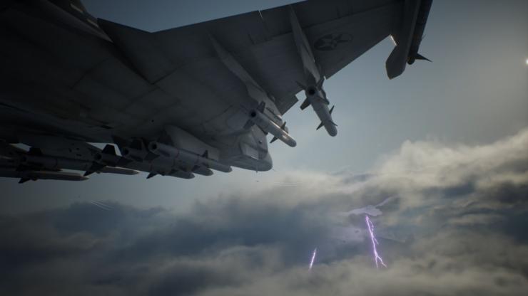 Предварительный обзор Ace Combat 7 – интервью с продюсером Казутоки Коно