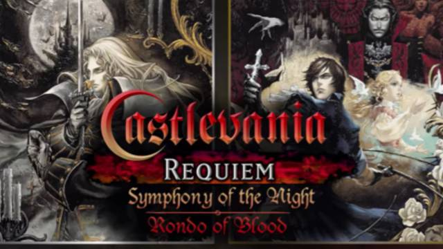 Castlevania Requiem Symphony Of The Night Rondo Of Blood Announced Exclusively For Playstation 4