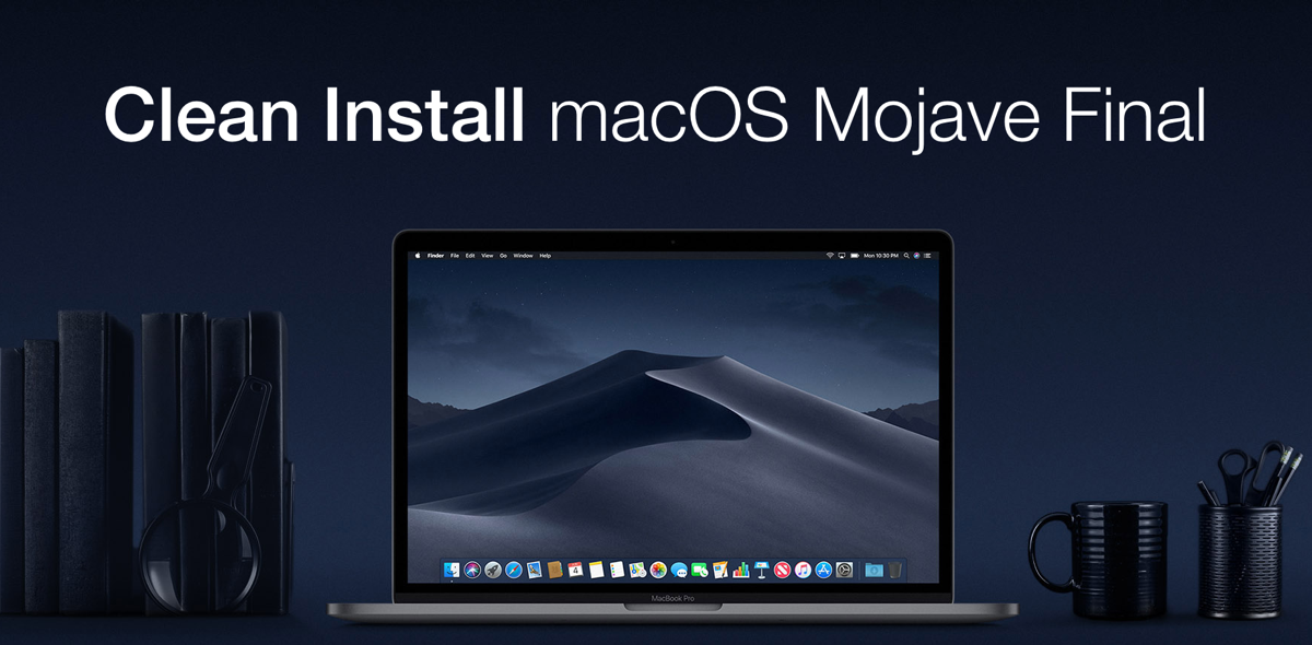 How to Clean Install macOS Mojave Final on Your Mac [Tutorial]