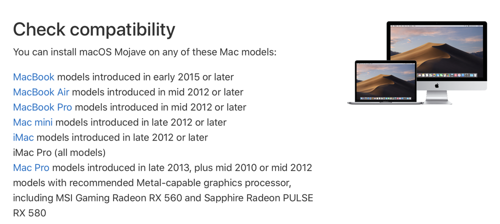 How to Update to macOS Mojave Without Losing Files or