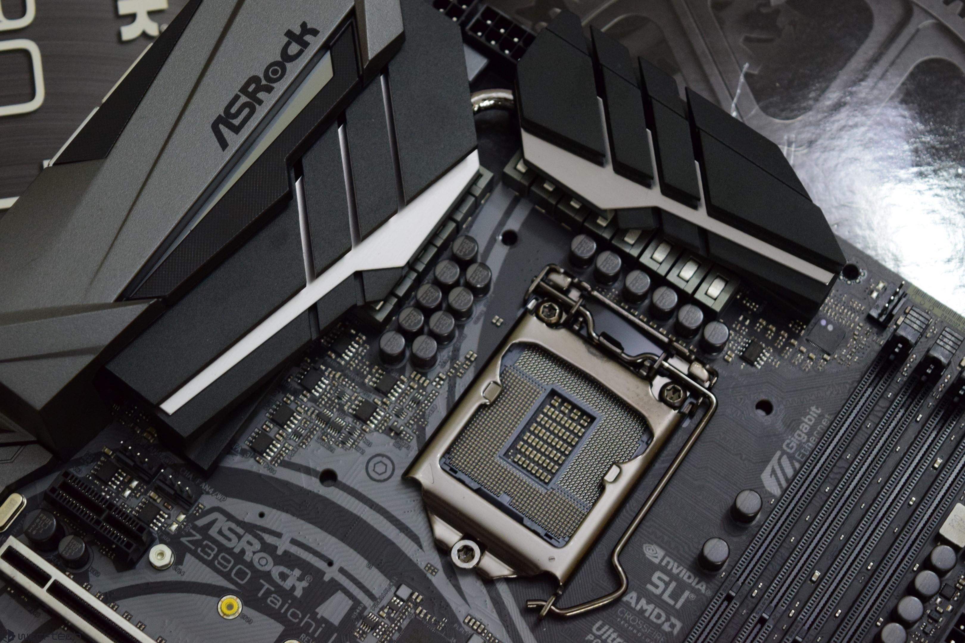 Intel Core i9-9900K CPU Review on ASRock Z390 Taichi Ultimate