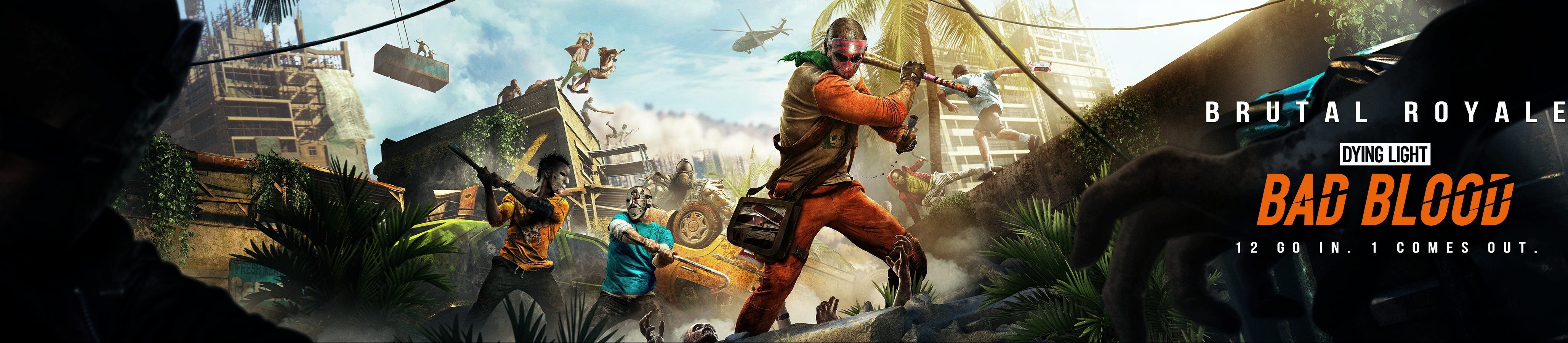 Dying Light: Bad Blood Out Now on Steam Early Access