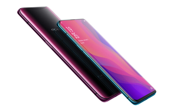 OPPO Find X 10GB RAM worlds first