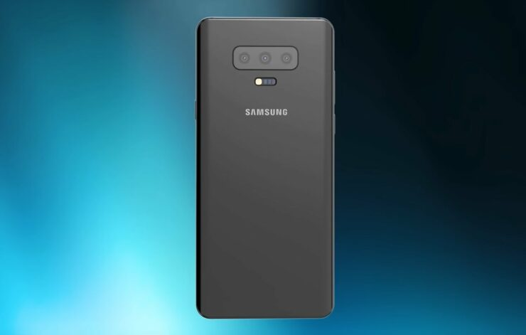 Galaxy S10 taller display new design possibly
