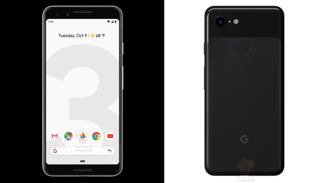 Made by Google Pixel 3 event today: Watch the livestream here